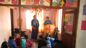 Christian Volunteer opportunities Nepal