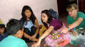 Group volunteer opportunities abroad Nepal