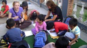 Orphanage volunteer in Nepal - Volunteer at orphanage