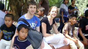 Summer volunteer programs Nepal