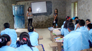 Teaching English volunteer Nepal as a volunteer English teacher