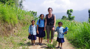 Volunteer to teach English at community school Nepal